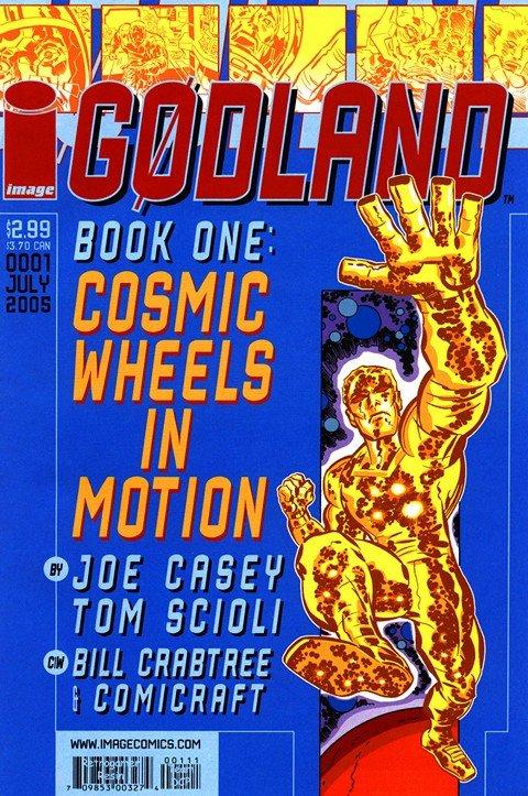 Godland #1 – 36