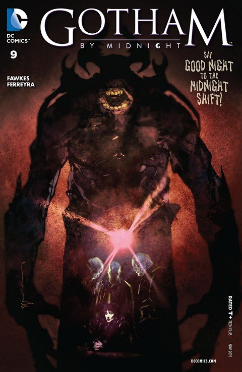 Gotham by Midnight #9