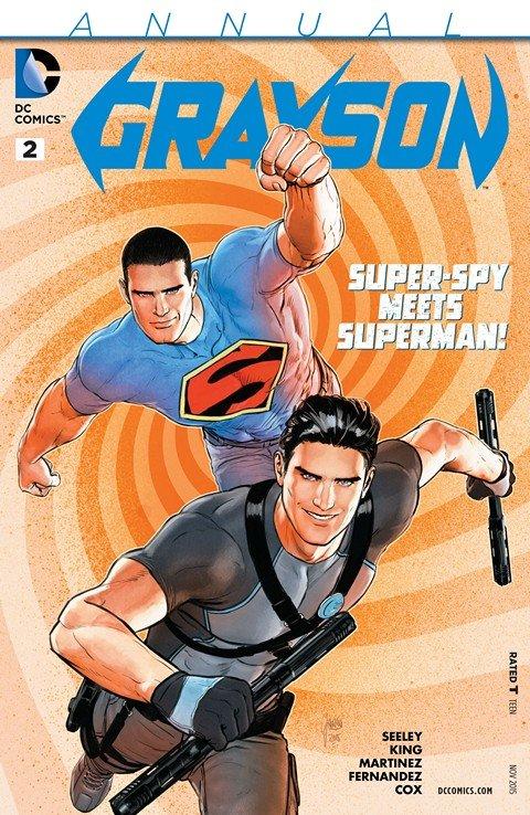 Grayson Annual #2