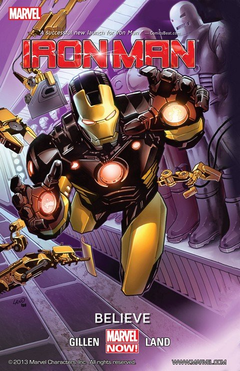 Iron Man (Ultimate Collection)