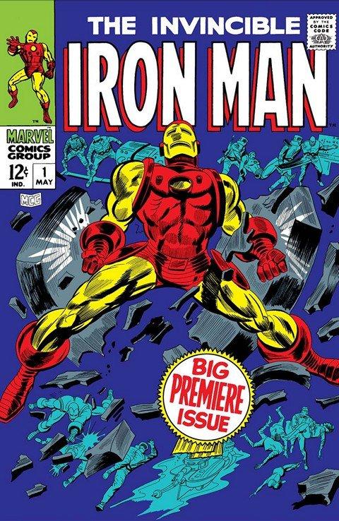 Iron Man Vol. 1 #1 – 332 + Annuals