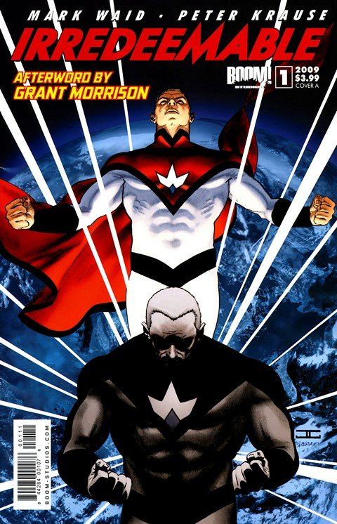 Irredeemable #1 – 37 + Extra & Incorruptible #1 – 30 (2009-2012)