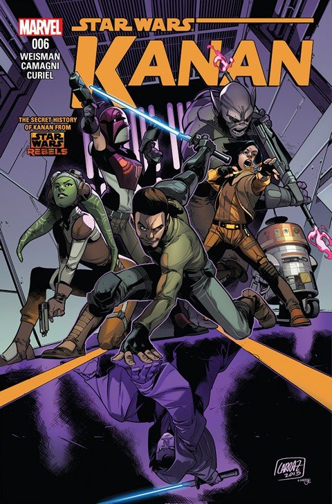 Kanan – The Last Padawan #6