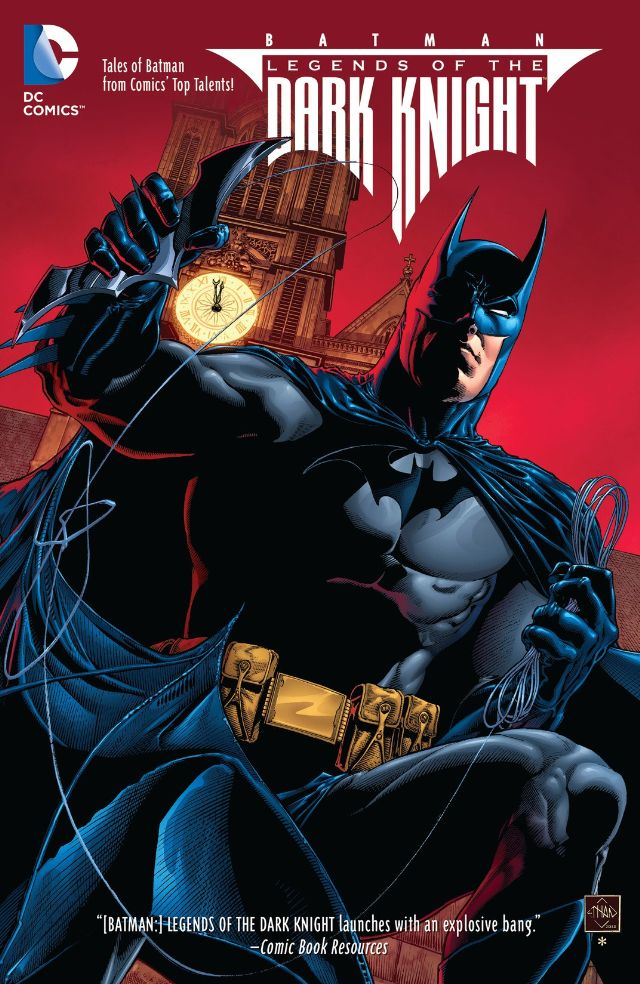 Legends of the Dark Knight #1 – 84 + TPB Vol. 1 – 4 (2012-2015)