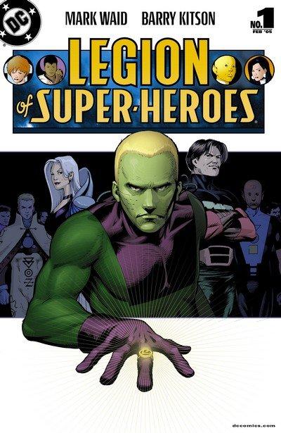 Legion of Super-Heroes Vol. 5 #0 – 15 + 37 – 50 (2004-2009)