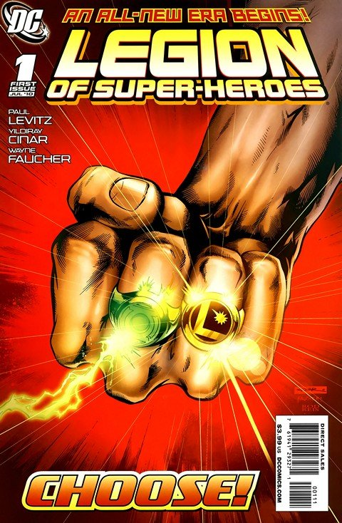 Legion of Super-Heroes Vol. 6 #1 – 16 + Annual