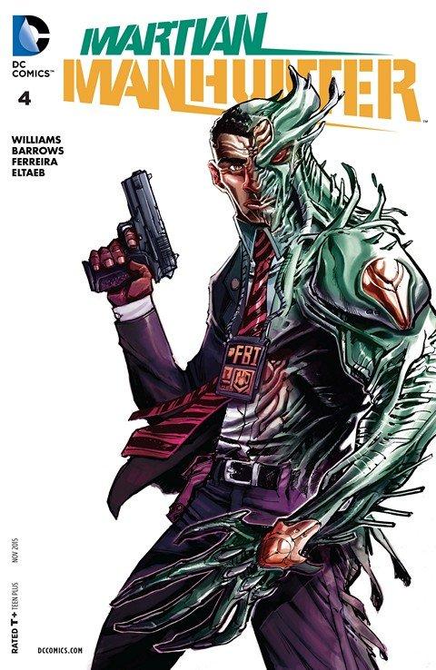 Martian Manhunter #4