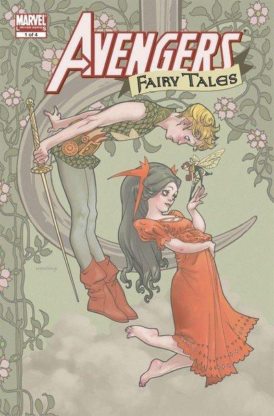 Marvel Fairy Tales (Collection) (2006-2008)
