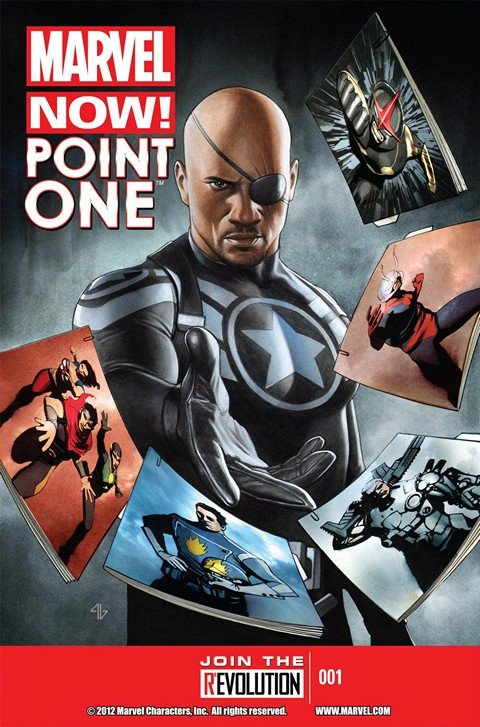 Marvel Now Point One #1