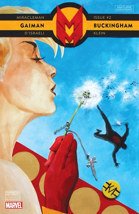 Miracleman by Gaiman & Buckingham #2