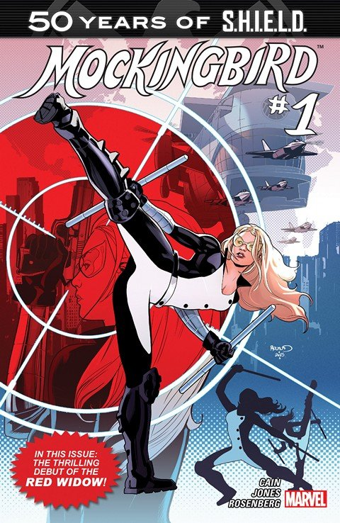 Mockingbird – S.H.I.E.L.D 50th Anniversary #1