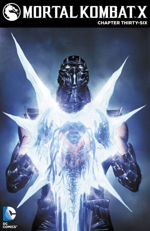 Mortal Kombat X #36