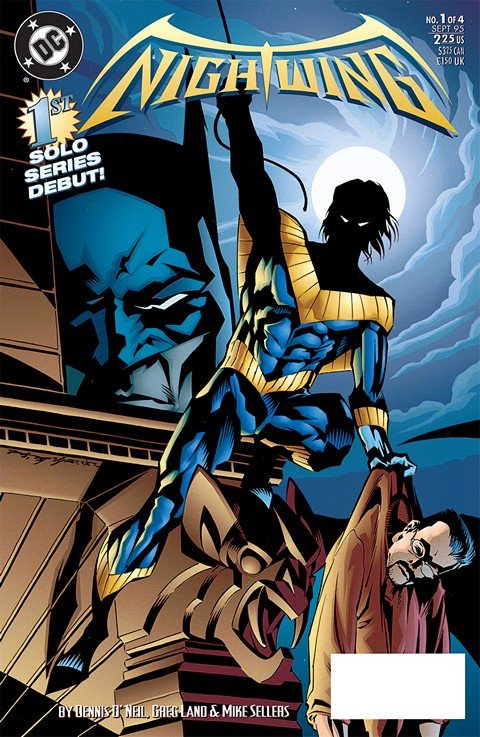 Nightwing Vol. 1 – 3 + Extras (Ultimate Collection) (1995-2015)