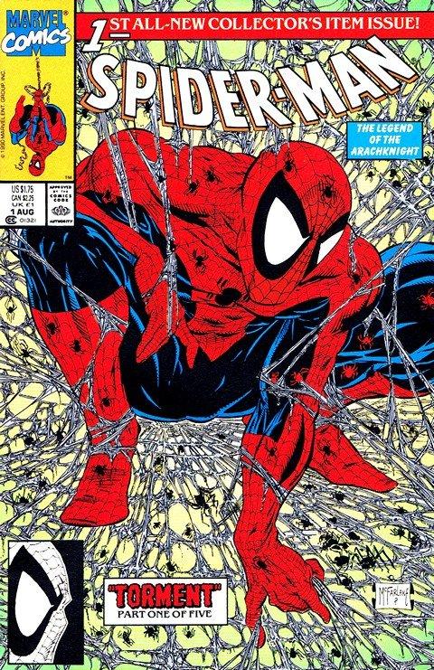 Peter Parker – Spider-Man (Collection) (1990-2012)