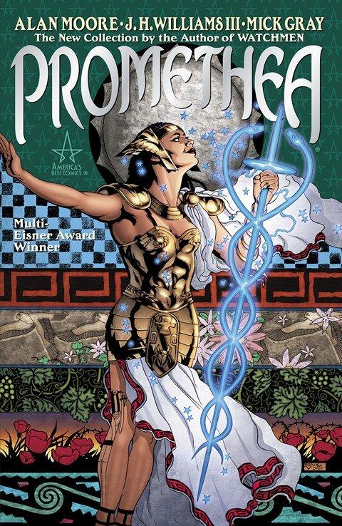 Promethea (Books #1 – 5) (1999-2003)