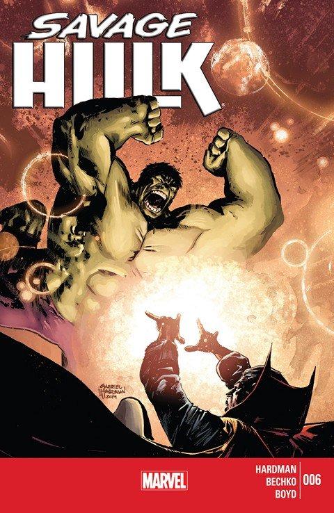 Savage Hulk #1 – 6