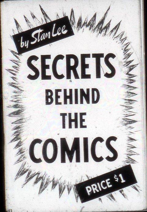 Stan Lee – Secrets Behind the Comics