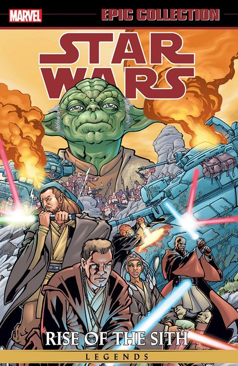 Star Wars Legends Epic Collection – Rise of the Sith Vol. 1 (2015)