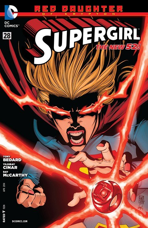 Supergirl – Red Daughter of Krypton (Story Arc)