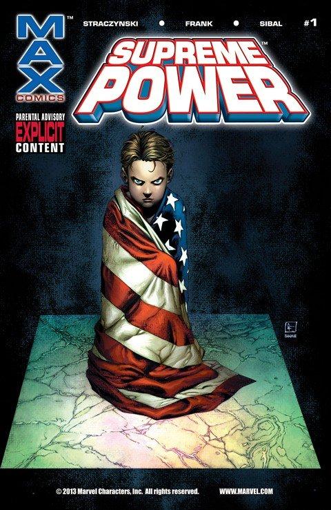 Supreme Power #1 – 18