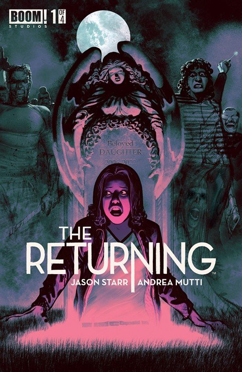 The Returning #1 – 4 (2014)