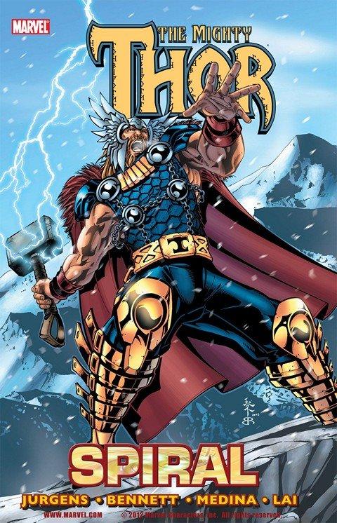 Thor – Spiral (TPB) (2011)