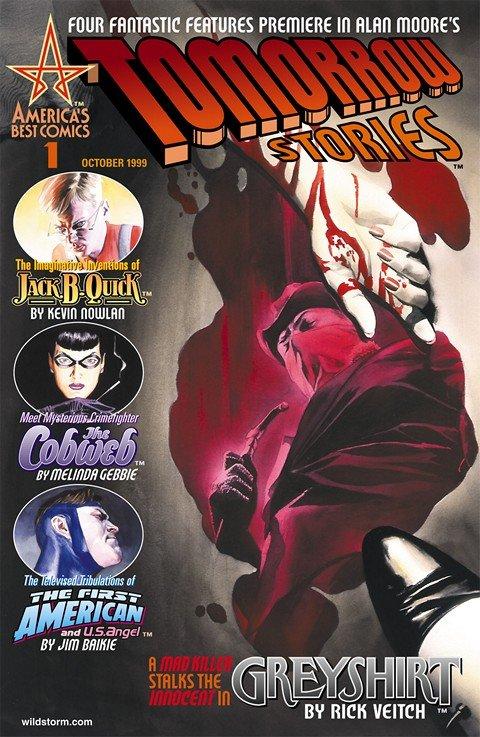 Tomorrow Stories #1 – 12 (1999-2002)