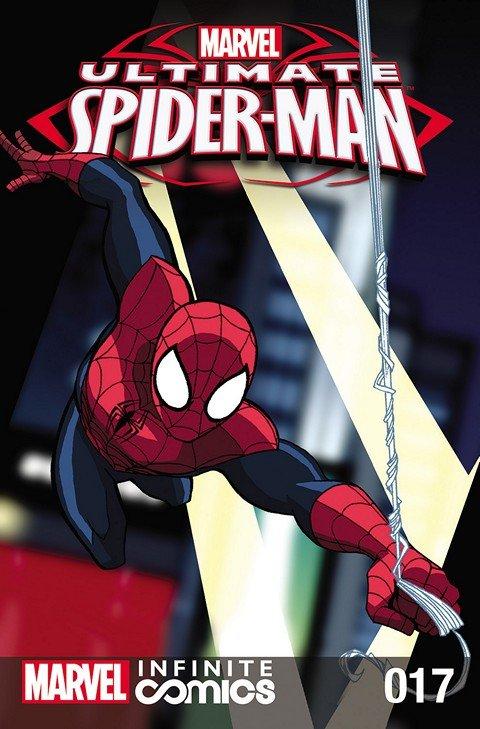 Ultimate Spider-Man Infinite Comic #17