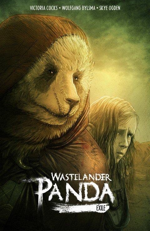 Wastelander Panda – Exile Vol. 1