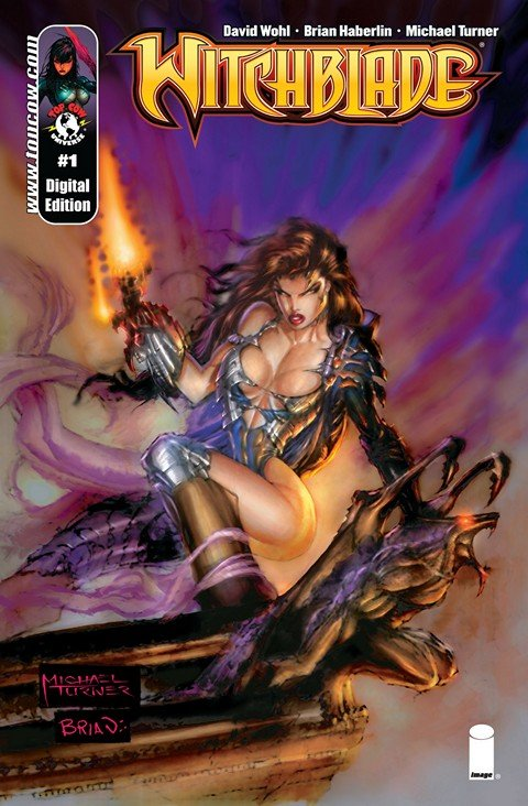 Witchblade #1 – 185 + Annual (1995-2013)