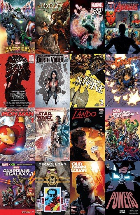 2015.10.07 Marvel Week+