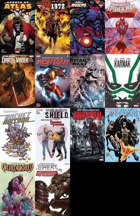 2015.10.21 Marvel Week+