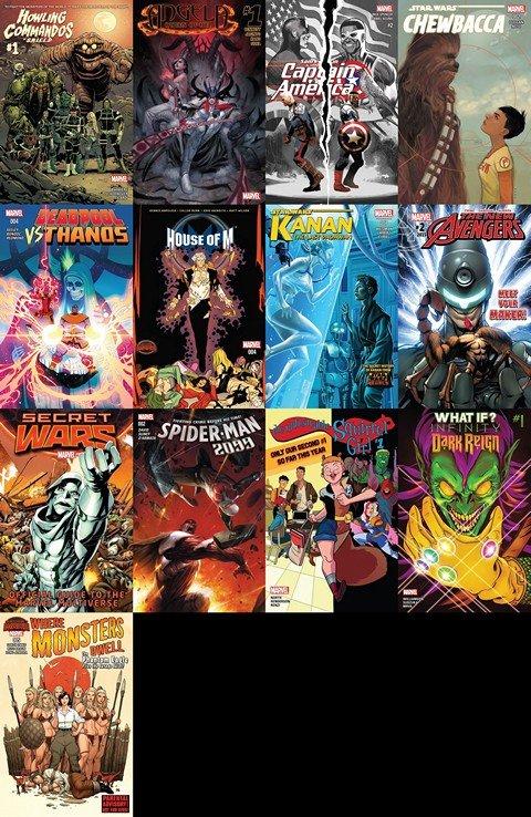 2015.10.28 Marvel Week+