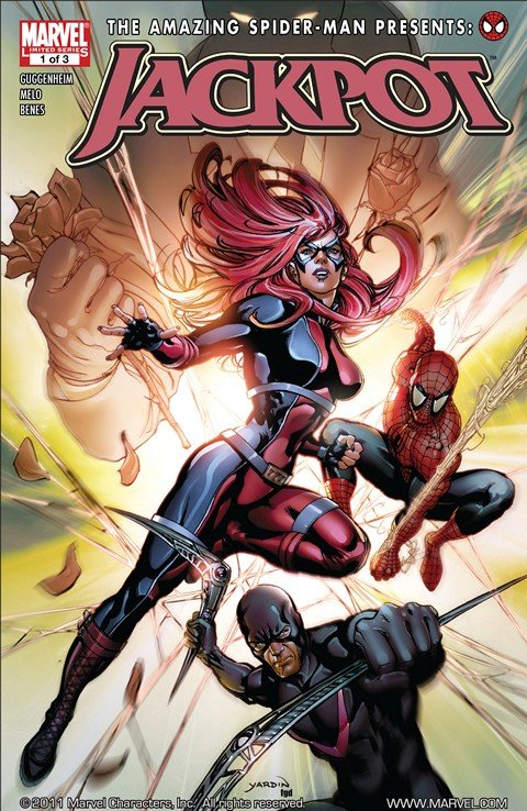 Amazing Spider-Man Presents – Jackpot #1 – 3