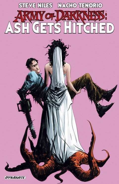 Army Of Darkness Ash Gets Hitched (TPB)