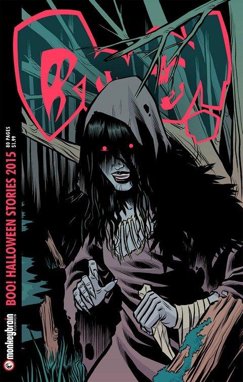 BOO! Halloween Stories 2015