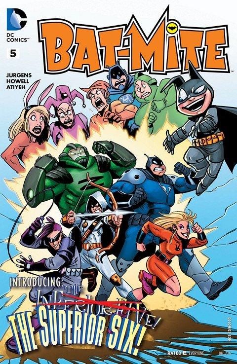 Bat-Mite #5
