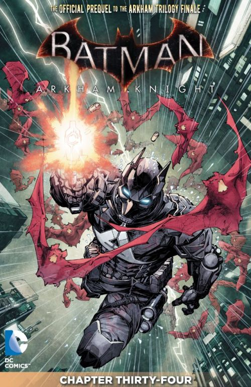 Batman – Arkham Knight #34