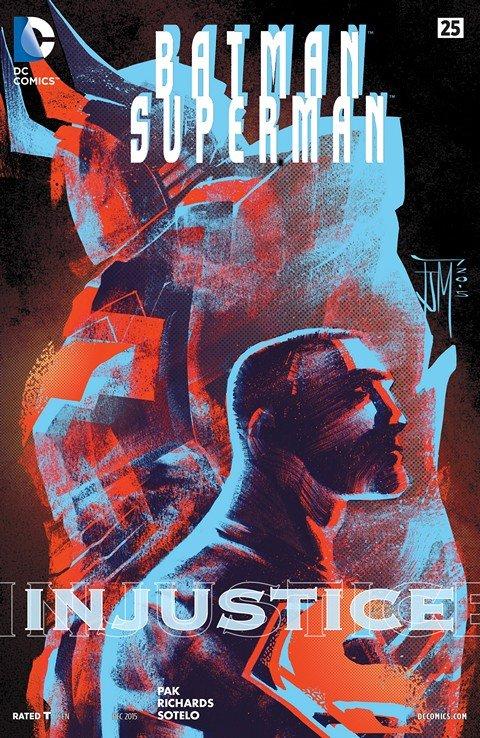 Batman – Superman #25