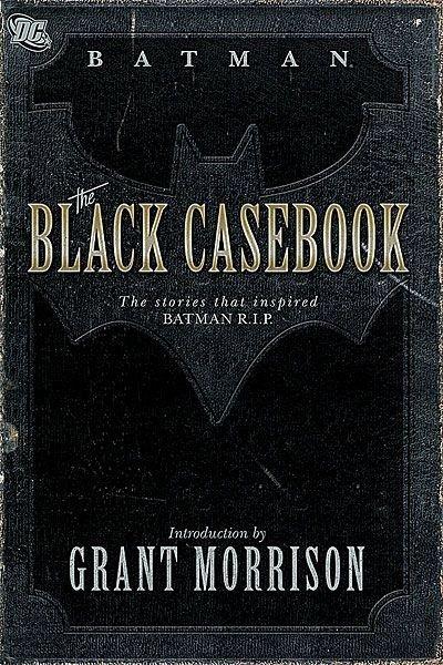 Batman – The Black Casebook (2009)