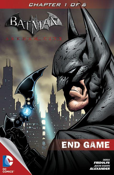 Pdf batman rip