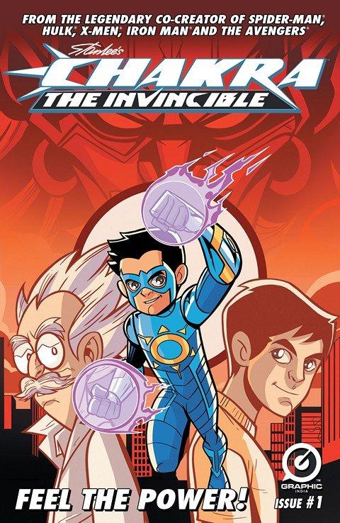 Chakra The Invincible Comic Pdf
