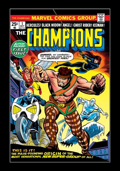 Champions Vol. 1 #1 – 17 (1975-1978)