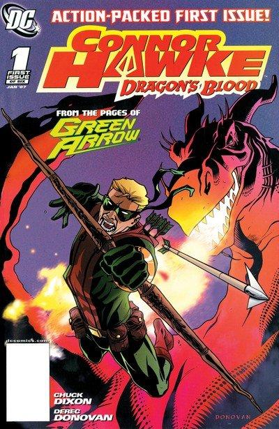 Connor Hawke – Dragon's Blood #1 – 6 (2007)