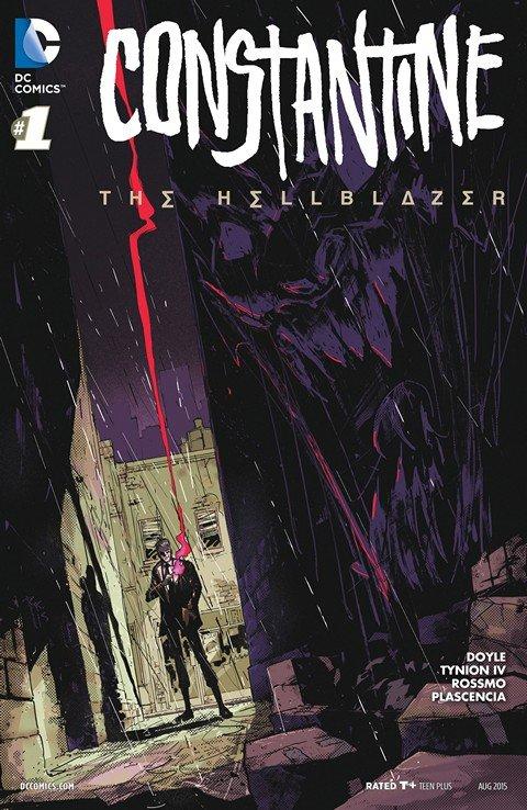 Constantine – The Hellblazer #1