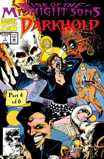 Darkhold #1 – 16 (1992-1994)