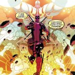 Deadpool vs. Thanos #1 – 4 + TPB (2015)