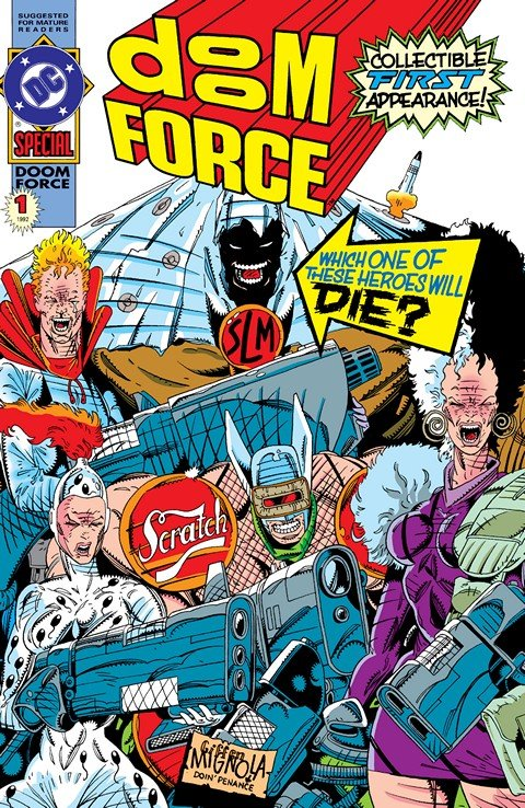 Doom Force Special #1