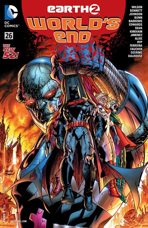 Earth 2 – World's End #1 – 26