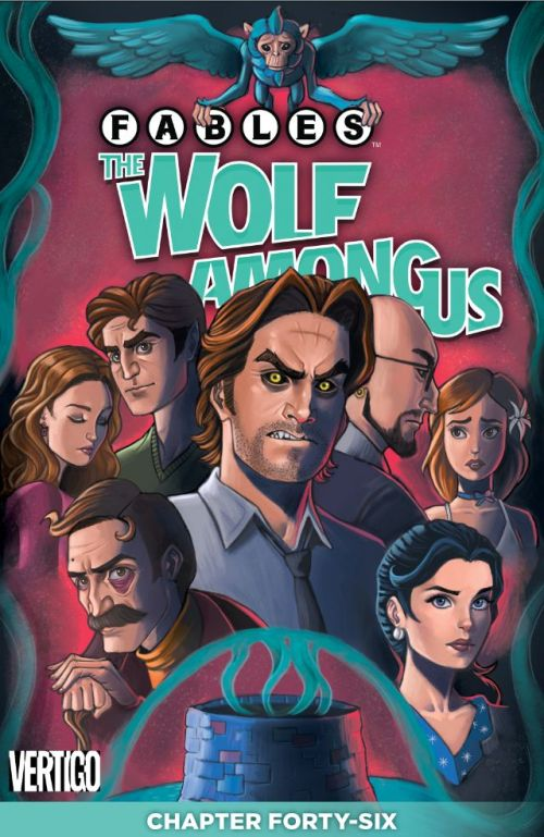 Fables – The Wolf Among Us #46